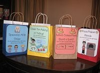 File Folders, Bags/LEARNING CENTERS