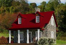 dům malý pro 2