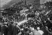 Powstanie Uniwersytetu Hebrajskiego w Jerozolimie, 1923 Einstein wygłosił wykład otwierający.