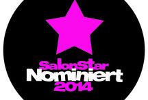 SalonStar 2014 / Und hier sind die nominierten  Produkte 2014! Wer ist Euer Favorite? Wählt Euren SalonStar 2014: mitmachen und abstimmen auf www.salonstar.de