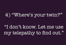 Twins problems