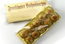 Süßes / Hier findet ihr besondere Süße Spezialitäten aus den Regionen Deutschlands