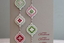 Christmas...Stampin' Up! ideas / Shop online 24/7 at www.karagolby.stampinup.net.