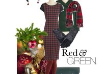 Contest entries - 067 - color challenge - red and green