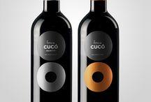 Wine Label & Bottle Designs / by Reiko Foujita