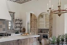 Kitchens / by HaroldandBillie