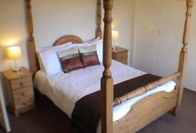 Beech Holiday Cottage 4 poster bed