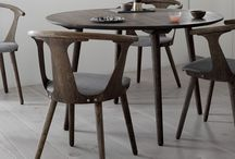 In Between - Chairs and tables by Sami Kallio