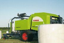Macchine Agricole CLAAS / Trattori | Trince Semoventi | Mietitrebbie | Sollevatori Telescopici | Presse   CLAAS