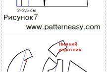 blazer's pattern