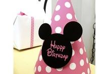 Birthday party  / by Jamie Buley Olsen
