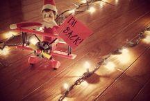Christmas - Elf on the Shelf Ideas