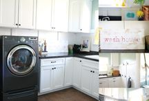 Laundry Rooms / by Samantha Muse