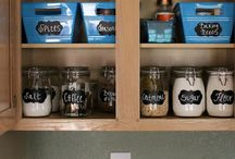 Pantry / by Candy Bents King