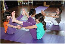 çocuk yogası