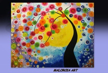 Painting Inspiration / by Michelle McCool