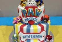 Parkers Paw Patrol Party! / by Vanessa Haddix