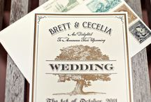 Wedding, invitations