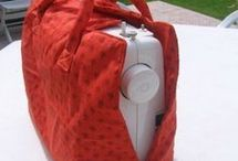 bolsa de maquina de coser