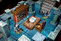 Hero Quest & Board Games