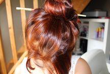 cheveux/henné etc...