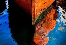 Blue & Orange / by Meg Arnold