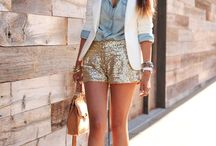Shorts, Sandals, and Summer