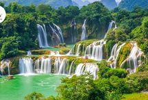 آبشار دتیان زیباترین آبشاردنیا