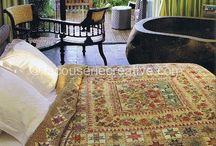 Quilt Inspiratie / Mooie Quilts om ooit nog eens te maken.. ;)