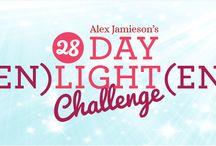 Enlighten Challenge / by AlexandraJamieson.com