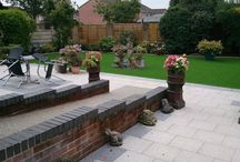 Artificial Style Dorset's Landscaping Projects / Before and After Pics of our past and current Landscaping Projects