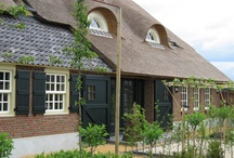 boerderij/huizen