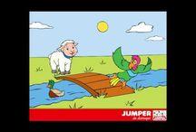 Logo: Kinderliedjes Jumper