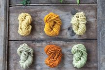 Natural dyeing / by Adriana Bon