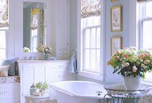 Beautiful Bathrooms / by Angela B