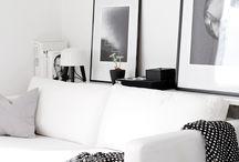 T2's inspiration - Living room