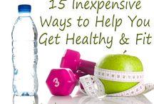 Get fit! / by Megan Rausch Parkinson