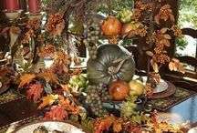 Thanksgiving / Ideas for fall/thanksgiving / by Patti Smith~Chalou