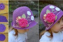 trabalhos de crochet