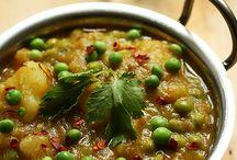 Curries / Indian food