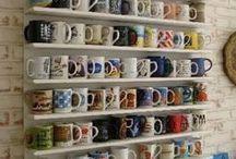almacenamiento de tazas
