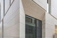 office entrance facade
