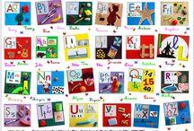 Alphabet Tasks