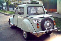 Autos Chilenos / Automóviles fabricados (en todo o en partes) en Chile, durante el Siglo XX