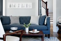 Decorating - Grey and Navy