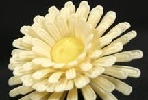 Flori artificiale, flori de matase