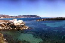 Isla Plana Bed & Breakfast / wonderful family run BnB right on the coast, beautiful beaches & every kind of restaurants.