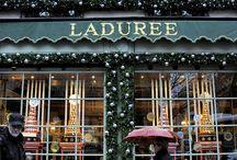 Paris in winter / Paris