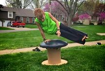 gymnastics / by Mindy Ford Allen