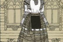 Русский народнй костюм